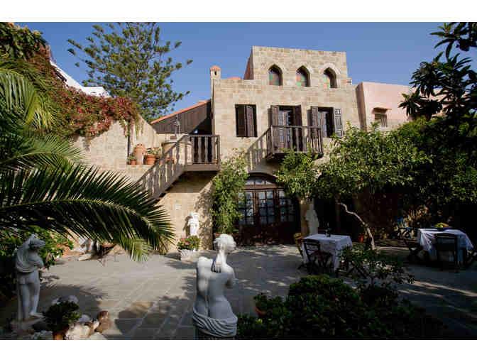 St Niklois'Boutique Hotel - Rhodes