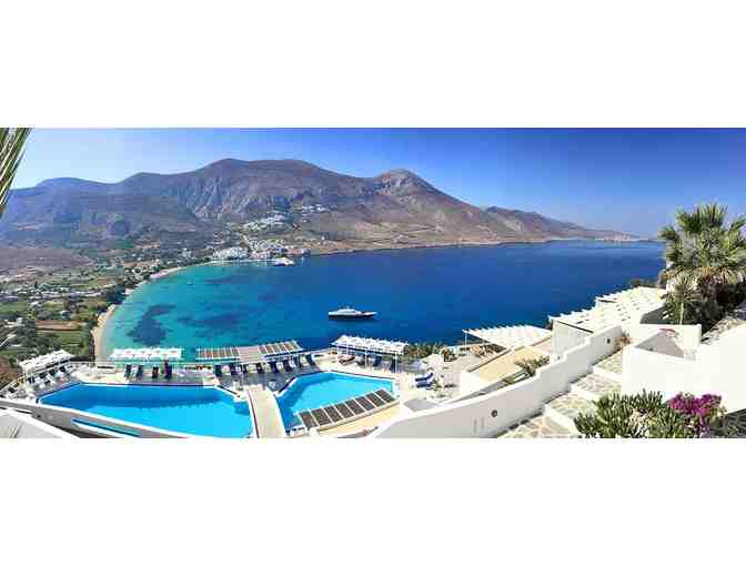 Aegialis Hotel & Spa, Island of Amorgos, Greece