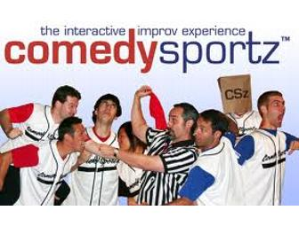 ComedySportz 4 All Inclusive Tickets