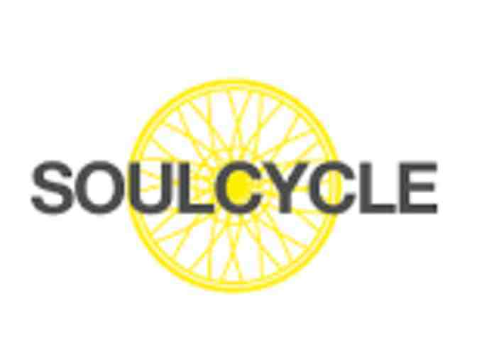 Soul Cycle 10 Series Certificate