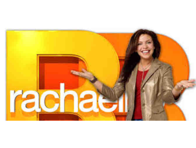 Rachel Ray - 4 Tickets To A Live Show