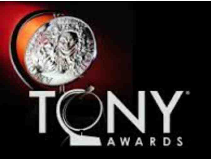 Two Tickets to the 2018 Tony Awards