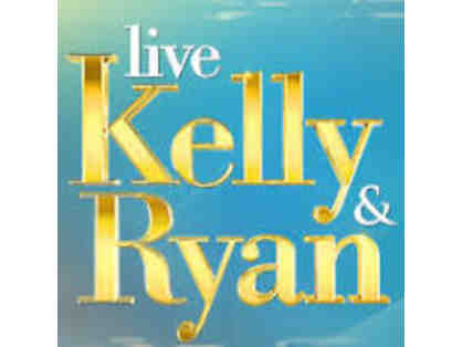 Live with Kelly and Ryan  - Four Tickets!
