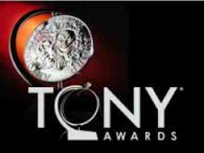 Two Tickets to the 2019 Tony Awards