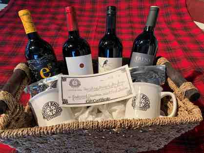 West End Tavern Gift Basket
