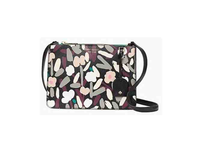 Kate Spade Eva Fete Floral Shoulder Bag
