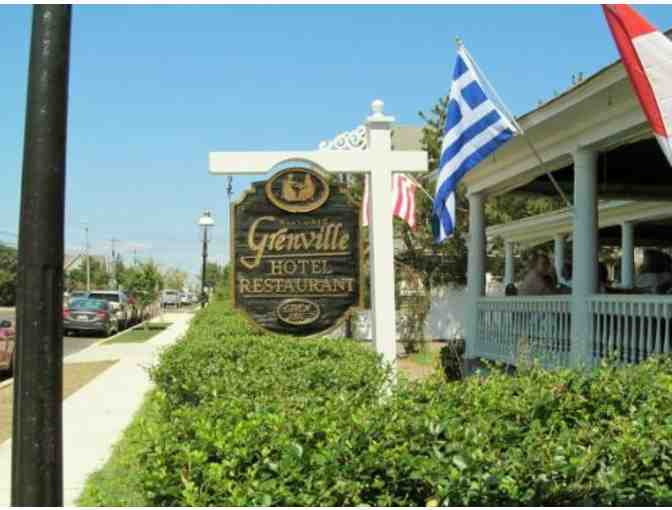 Weekend at The Grenville Hotel, Bay Head NJ