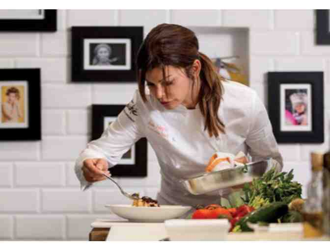 Chef Carla Pelligrino Cooks With You