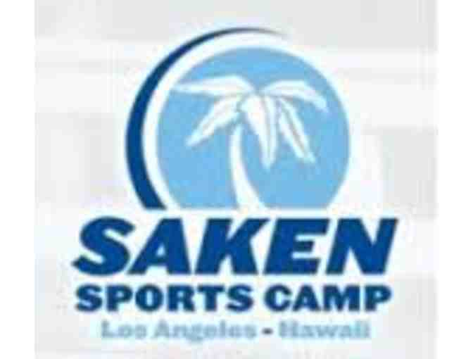 $200 toward Saken Sports Camp (C) - Photo 1
