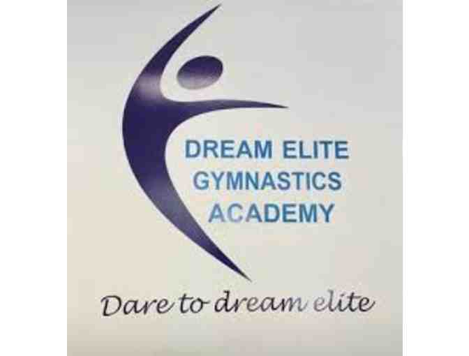 Four weeks of Academy classes at Dream Elite Gymnastics in Woodland Hills (C)