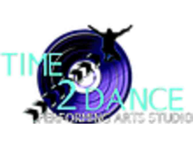 Time 2 Dance Week of Classes and 1 Day of Summer Camp (C)