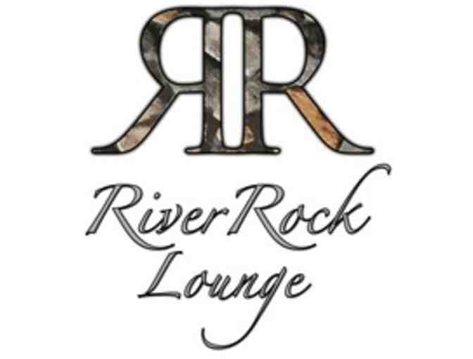 $100 toward Dinner for 2 at River Rock Lounge at Sportsmen's Lodge