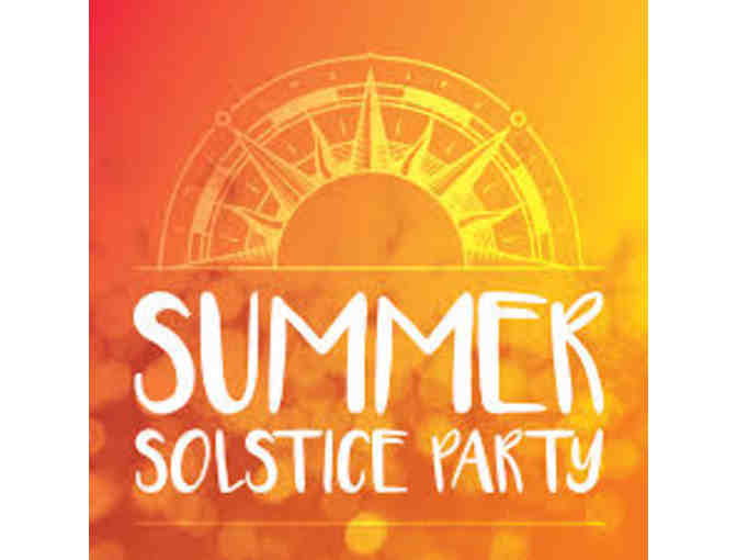 Summer Solstice Party! June 16th