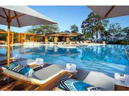 2 Night Stay at The W Hotel - Reserva Conchal, Costa Rica