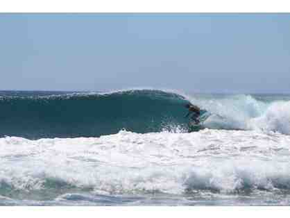 Guided 6 hr Surf Trip for 4 People with World Class Surfer & Playa Grande Local, Ian Bean
