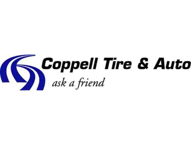 Coppell Tire & Auto - $210 Gift Card - Photo 1