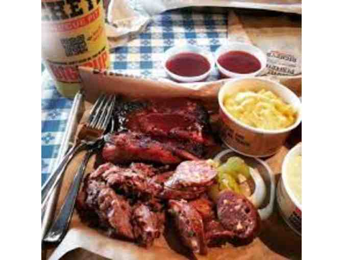 Four (4) Combo Dinner Platters from Dickey's Barbecue - Photo 4