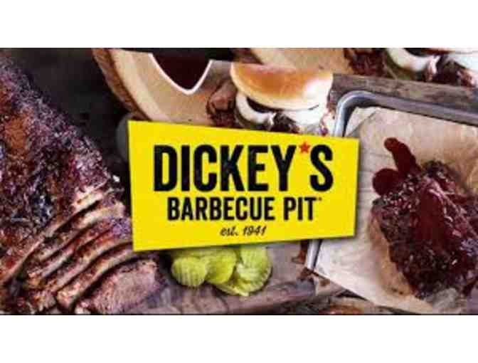 Six (6) Combo Dinner Platters at Dickey's Barbecue - Photo 1