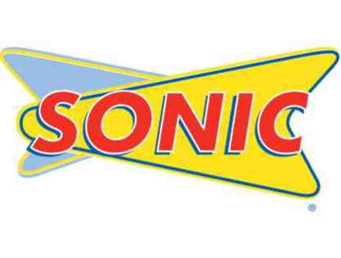 Sonic - Coppell - Four (4) $5 Gift Cards - Photo 1
