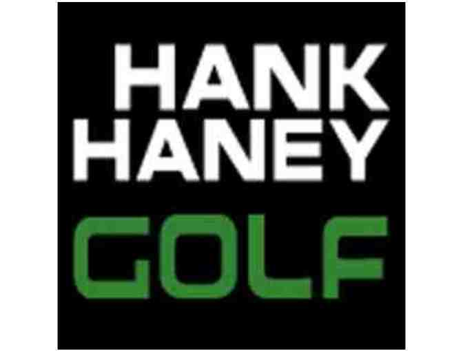 Hank Haney - 9 Hole Green Fee