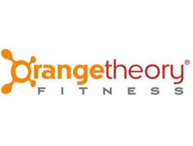 Orange Theory - Gift Bag and 2 Weeks Free Membership