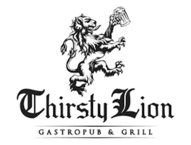 Thirsty Lion - Updated Value $165 Gift Certificate - Photo 2