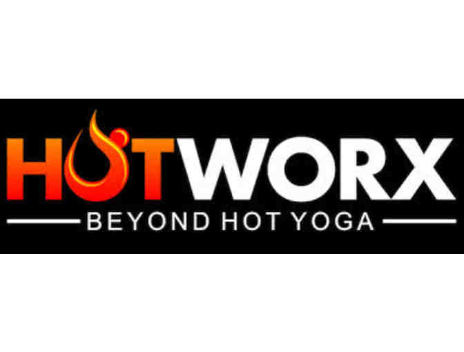 HOTWORX - Basket and 2 Weeks Membership