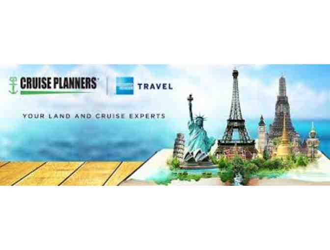 Cruise Planners - $250 off cruise/land excursion
