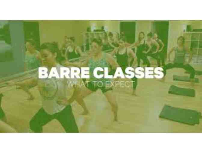 Pure Barre Lifestyle One Year Membership - Unlimited Classes