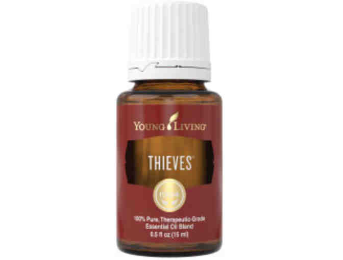 NEW! Young Living - Top Seller! 'Thieves' Essential Oil Basket
