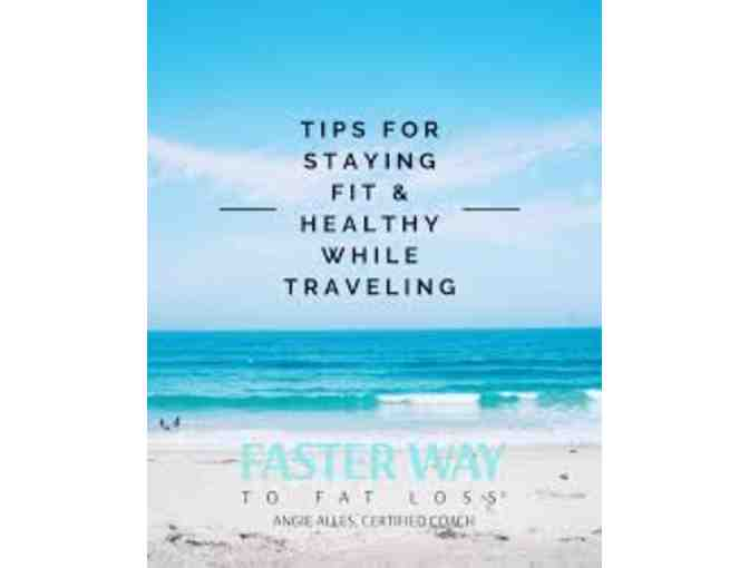 NEW!! Faster Way - To Fat Loss with Certified Coach - Angie Alles