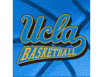 3 Tickets to UCLA Men's Basketball Game - Behind Visitor's Bench