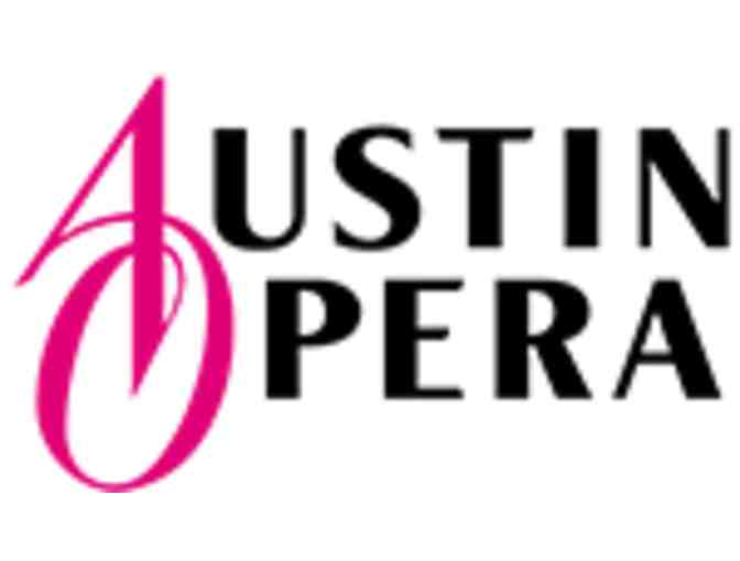 Austin Opera - 2 tickets to Strauss Ariadne auf Naxos - Photo 1