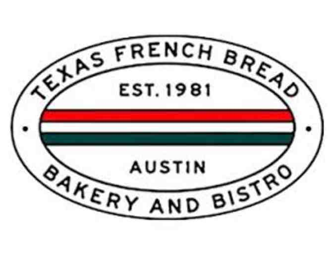 $100 Gift Certificate at Texas French Bread - Photo 1