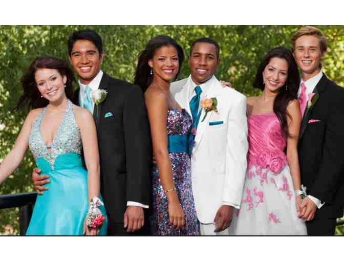 2 Prom Tickets - Photo 1