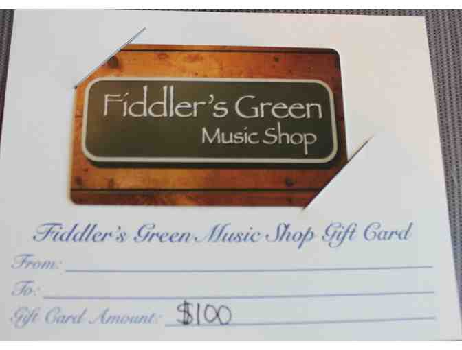 $50 Gift Card to Fiddler's Green Music Shop - Photo 2