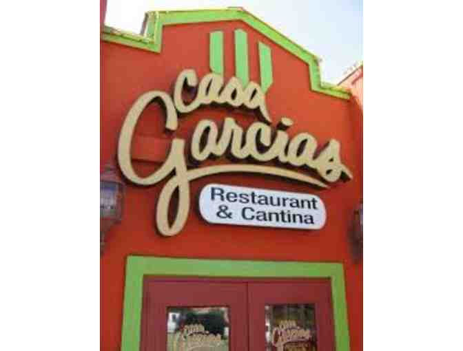 $15 Gift Card Casa Garcias Restaurant & Cantina - Photo 1