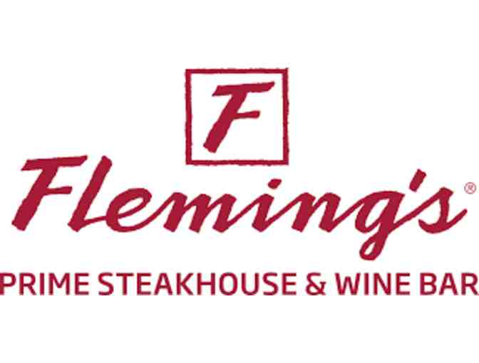 $150 Gift Certificate- DInner for 2 at Fleming's in the Domain - Photo 1