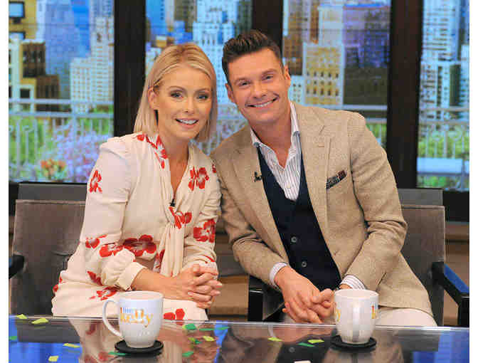 Live With Kelly and Ryan: Four(4) Tickets