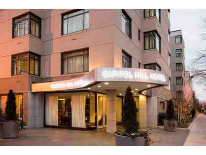 Capitol Hill Hotel - Weekend Stay