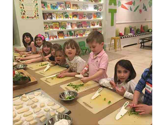 3-Pack of Kids Cooking Classes for children ages 2 to teen at Freshmade NYC Cooking Studio - Photo 1
