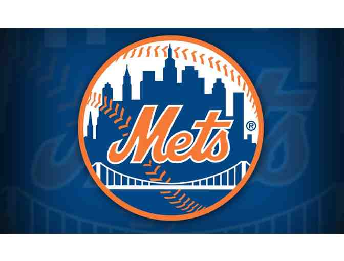 Four (4) field level tickets to a 2020 Mets Home Game - Photo 1