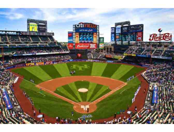 Four (4) field level tickets to a 2020 Mets Home Game - Photo 2