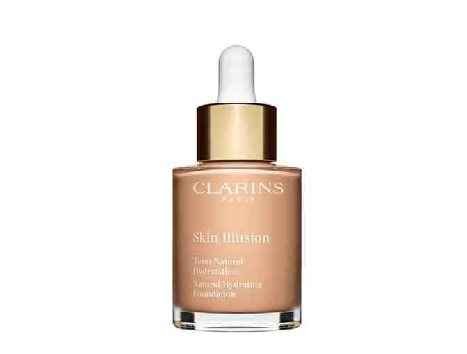 Clarins Skin Illusion Natural Hydrating Foundation SPF15  108 Sand 30ml / 1 fl.oz. - Photo 1