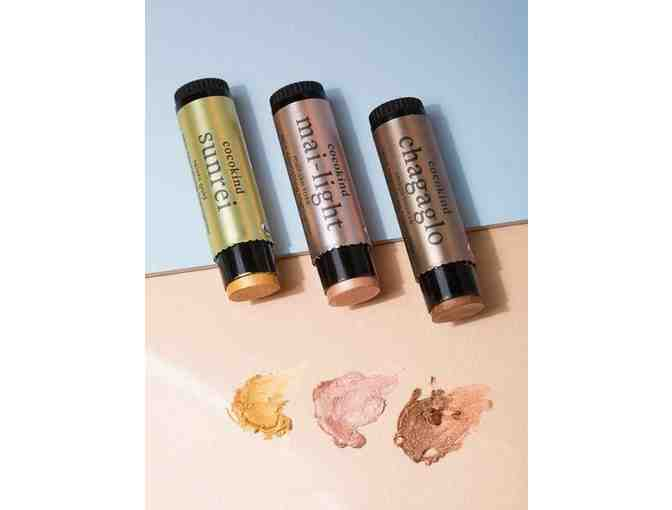 Cocokind Collective Highlighter Set - 0.5 fl.oz. x 3 - Photo 1