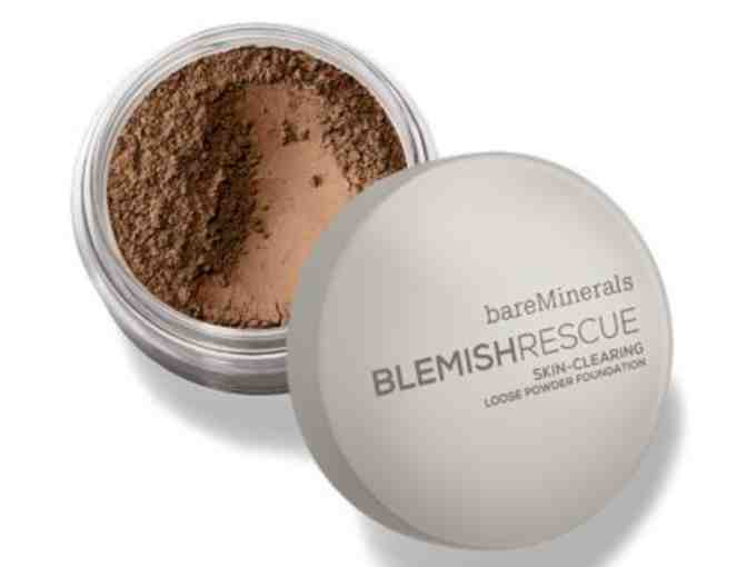 bareMinerals Blemish Rescue Skin- Loose Powder Foundation- 5.5 NW - Photo 1