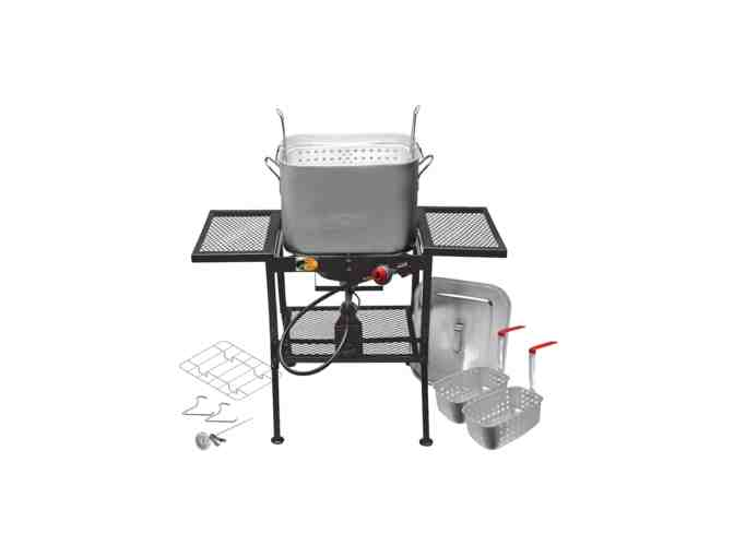 36-Quart All-In-One Fryer Kit - Photo 1