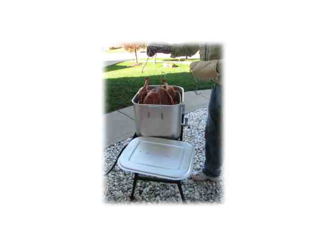 36-Quart All-In-One Fryer Kit - Photo 2
