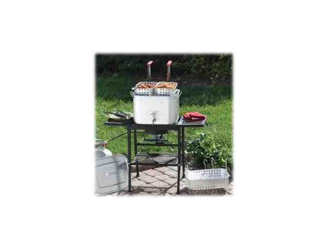 36-Quart All-In-One Fryer Kit - Photo 3