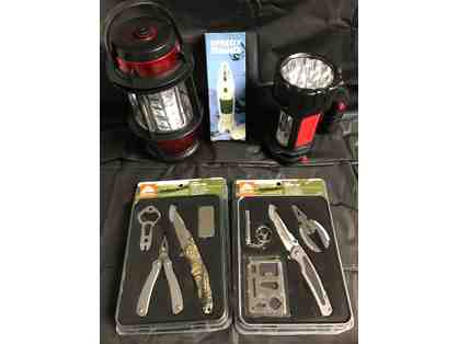 Light & Tools Set